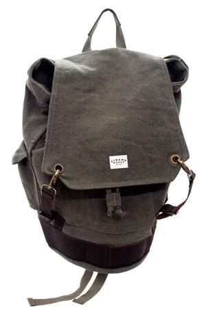 Backpack: Vintage Green
