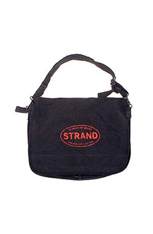 Vintage Shoulder Bag: Black