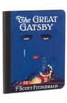 Notebook: Great Gatsby Stationery