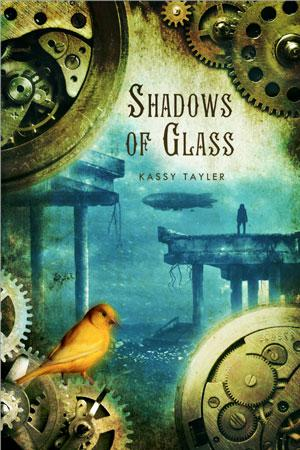 Shadows of Glass Lower Priced Than E-Books