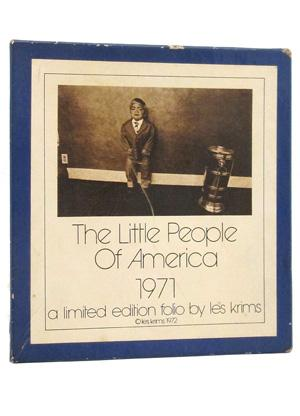 The Little People of America 1971 Photography