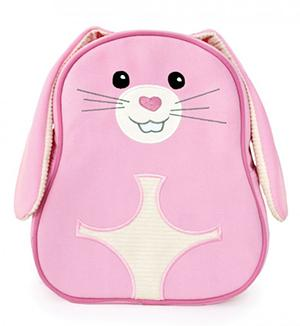 Backpack: Pink Bunny Just for Kids