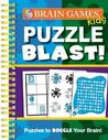 Brain Games Kids Puzzle Blast
