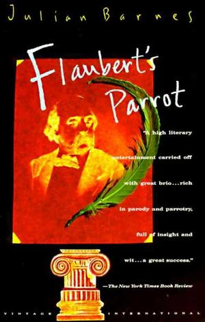 Flaubert's Parrot Fiction