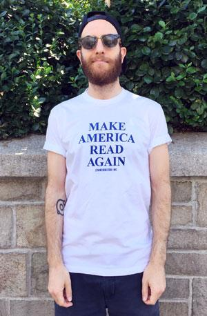 T-Shirt: Make America Read Again