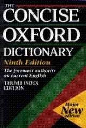 [PDF] the concise oxford dictionary of current english ...