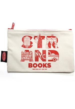 Pouch: Strand Letters New Arrivals!
